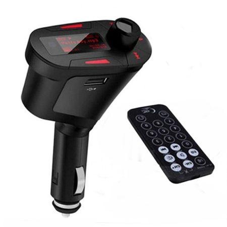 Transmitator Fm - Răspundeți la apeluri în siguranță și ascultați muzică fără fir.