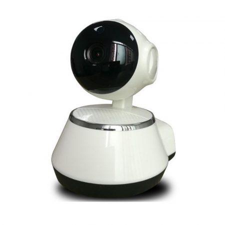 Sistem de supraveghere cu difuzor și microfon