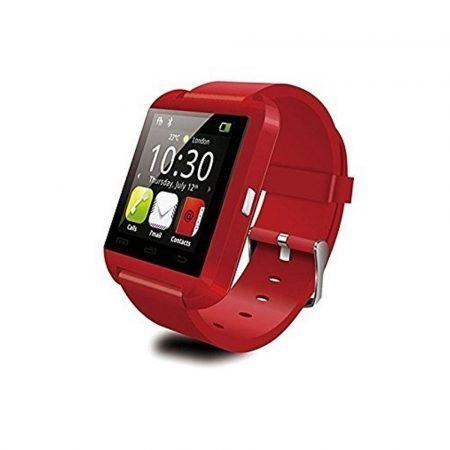 Pro watch ceas inteligent în limba engleză roșu!chemari,sms,facebook
