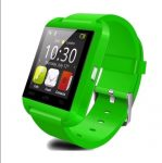 Pro watch green english clock--chemare ,sms,facebook