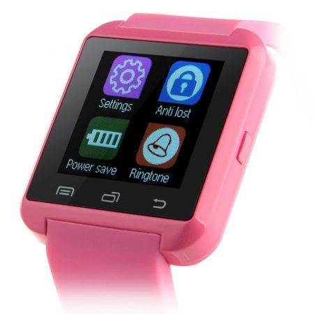 Pro clock pro watch pink în engleză--chemare ,sms,facebook