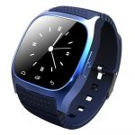 Alphaone smart watch M26- albastru