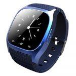 Alphaone smart watch M26- albastru