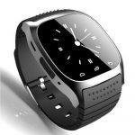 Alphaone smart watch M26 negru meniu englez - Nu vrei să ratezi nimic? Notificări instantanee, player muzical.