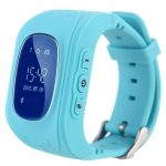 Ceas inteligent Q50 pentru copii -albastru