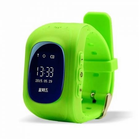 Ceas inteligent Q50 pentru copii- verde