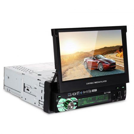 1 masina radio auto cu ecran ascuns 9601 transport gratuit