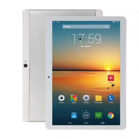 Tabletă de 10 inci cu afisaj ips gpsși cu program sim software în limba engleză