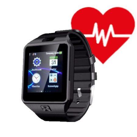 AlphaOne M8 Premium Blackwatch SmartWatch (Monitor de frecvență cardiacă)