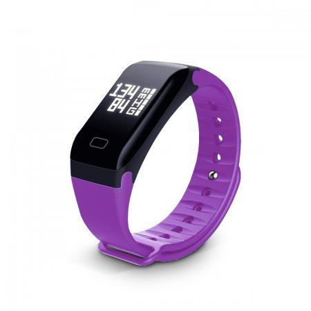 Bratara violet ID115  transport gratuit -Sport și numărare? Atunci asta este pentru tine!