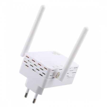 Repetitor wifi cu antenă dublă