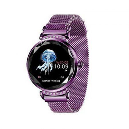 Ceas inteligent anette signiture (h2) violet-Pentru un stil cu adevărat feminin.