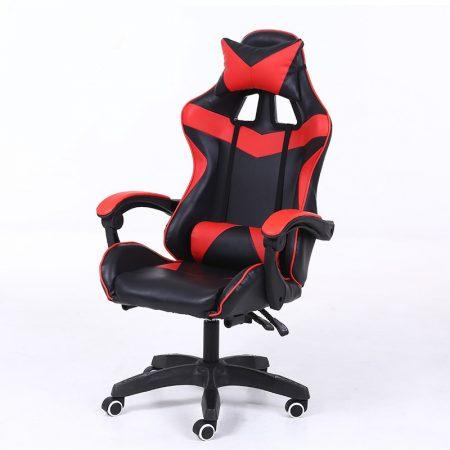 Scaun RACING PRO X -roșu-negru
