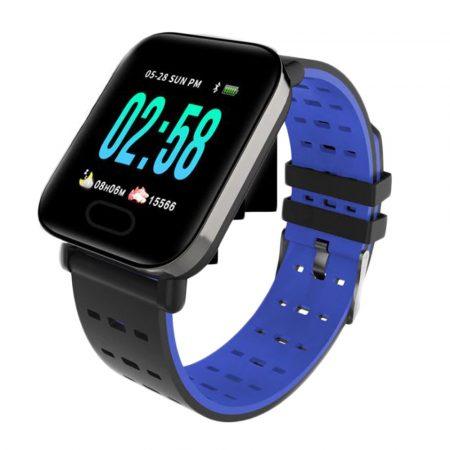 A6 ceas inteligent albastru-face book,gmail.MP3,chemari