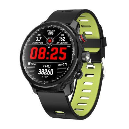 Smartwatch verde Alphaone l5-functii inteligente