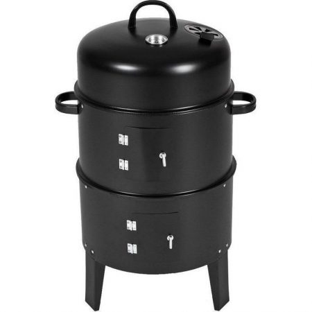 Grătar multifuncțional Grill master BBQ Smoker