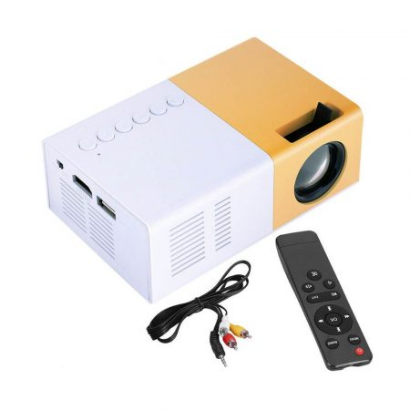j9 mini projector hdmi output