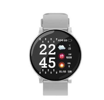 """S9 Smartwatch Grey - Cel mai recent produs din seria """"s"""", cu camera încorporată și ecran imens."""