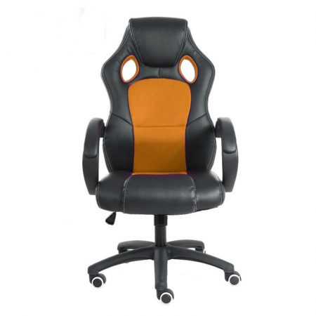 Scaun gamer Basic-portocaliu