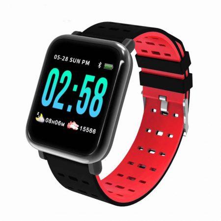 A6 ceas inteligent rosu-face book,gmail.MP3,chemari