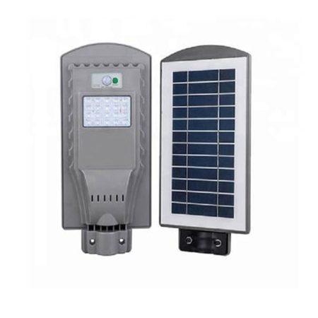 Solar street led lamp-Lampă de grădină solară detectată prin mișcare