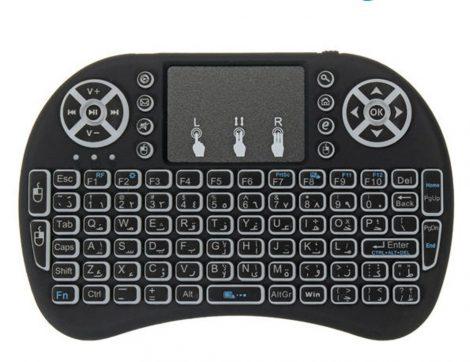 Mini tastatură fără fir