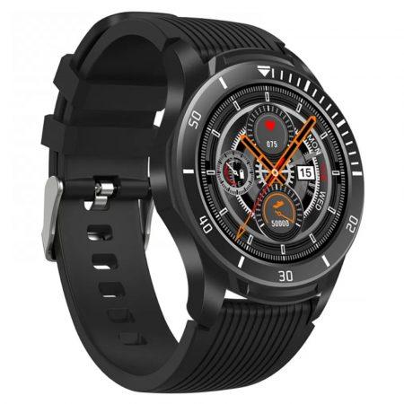 GT106 Smartwatch , culoare neagră