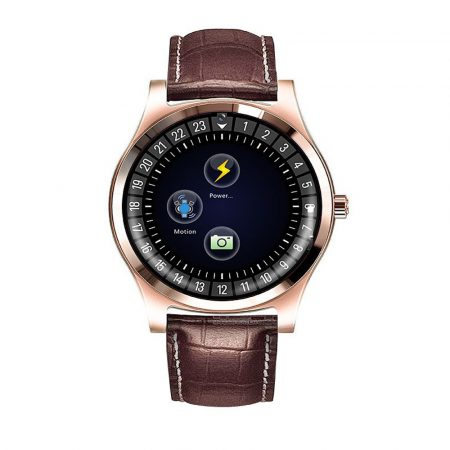 R68 MAX Smartwatch auriu