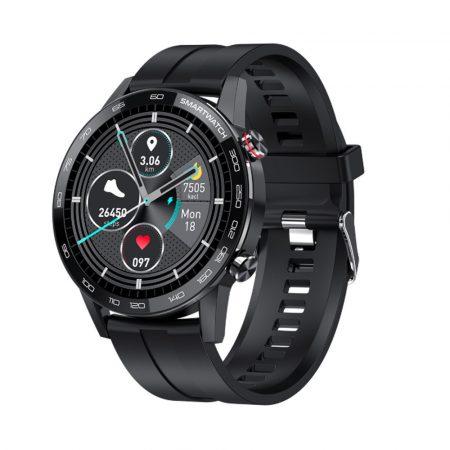 L16 PREMIUM Smartwatch - negru