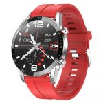 L13 LUX Smartwatch - argintiu