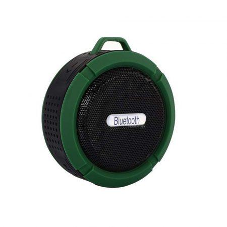 C6 difuzor bluetooth impermeabil - verde