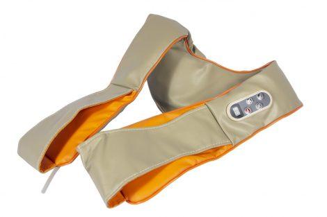 Pernă de masaj pentru gât și corp cu încălzire Shiatsu