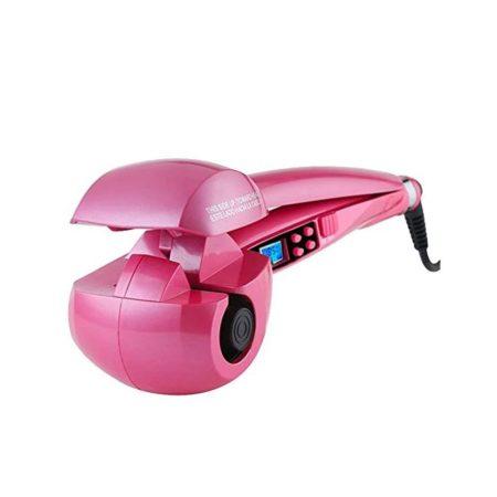 Ondulator automat - bucle minunate în câteva minute-roz