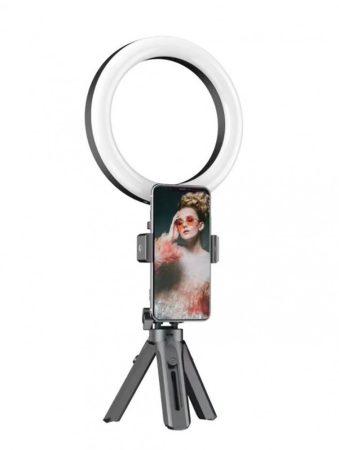 Lampă LED pentru Selfie-uri cu suport pentru trepied cadou și telecomandă