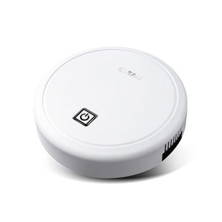 Aspirator robot ES23 - alb - pentru o podea strălucitoare