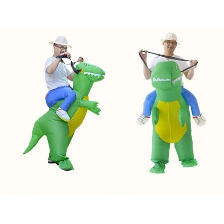 COSPLAY costum dinozaur