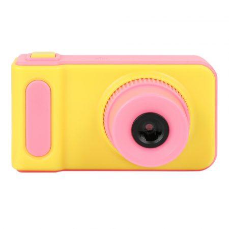 Cameră foto digitala pentru copii - roz