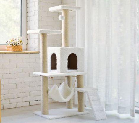 Mobilă pentru pisici V2- bej