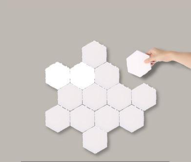 Lampă Puzzle