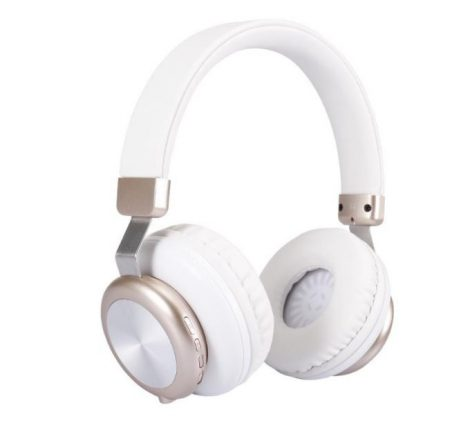 Căști Bluetooth Sol H4 -alb