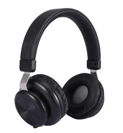 Căști Bluetooth Sol H4-negru