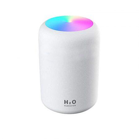 Vaporizator iluminat H2O