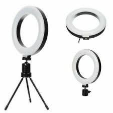 Ring Fill Light Lampă LED pentru Selfie