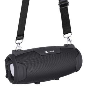 Boxă portabilă multifuncțională Bluetooth cu microfon
