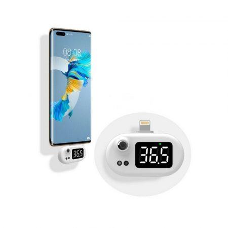 Termometru pentru telefon mobil - conexiune iPhone