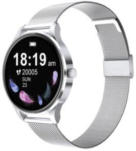 Ceas inteligent pentru femei G3-argintiu