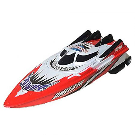 Barcă Rc C201- roșie