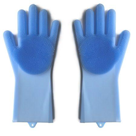 Mănuși de bucătărie din silicon