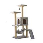 Mobilă pentru pisici V2 gri