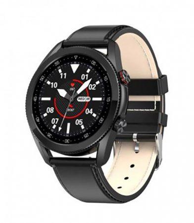 Ceas inteligent L19- negru